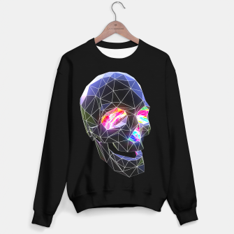 Miniaturka Technicolor Skull Sweater regular, Live Heroes