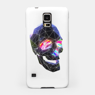 Thumbnail image of Technicolor Skull Samsung Case, Live Heroes
