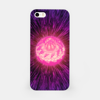 Miniatur ENERGY SPHERE iPhone Case, Live Heroes