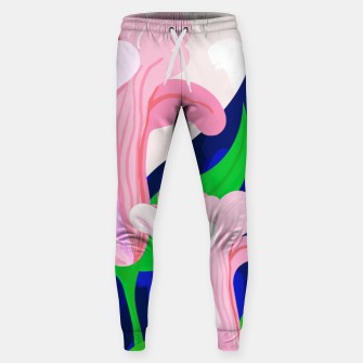 Thumbnail image of Blue Leaf Sweatpants, Live Heroes