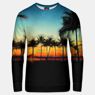 Thumbnail image of Sunset From The Car Unisex sweater, Live Heroes
