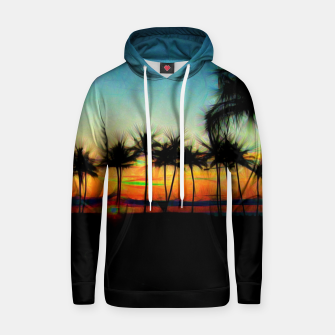 Sunset From The Car Hoodie thumbnail image