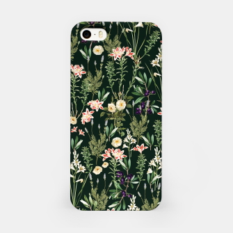 Thumbnail image of Dark Botanical Garden iPhone Case, Live Heroes