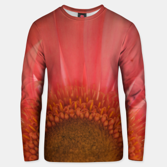 Thumbnail image of Pastel Pink and Yellow Daisy Unisex sweater, Live Heroes