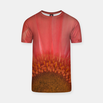 Thumbnail image of Pastel Pink and Yellow Daisy T-shirt, Live Heroes