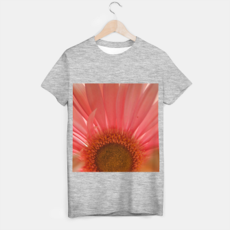 Thumbnail image of Pastel Pink and Yellow Daisy T-shirt regular, Live Heroes