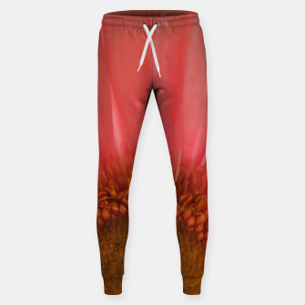 Thumbnail image of Pastel Pink and Yellow Daisy Sweatpants, Live Heroes