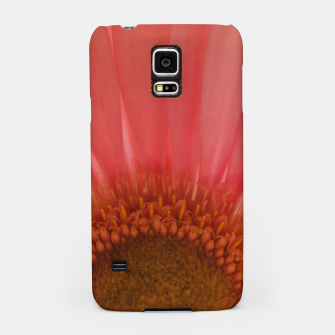 Thumbnail image of Pastel Pink and Yellow Daisy Samsung Case, Live Heroes