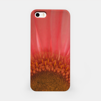 Imagen en miniatura de Pastel Pink and Yellow Daisy iPhone Case, Live Heroes