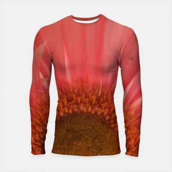 Thumbnail image of Pastel Pink and Yellow Daisy Longsleeve rashguard , Live Heroes