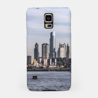 Thumbnail image of Panoramic View Dock Buenos Aires, Argentina Samsung Case, Live Heroes