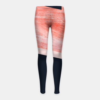 Thumbnail image of iNDULGE and vICE Girl's leggings, Live Heroes