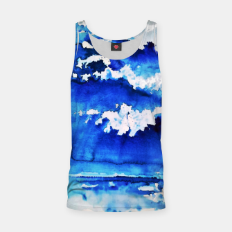 Thumbnail image of sky is over by Yulia A. Korneva Tank Top, Live Heroes