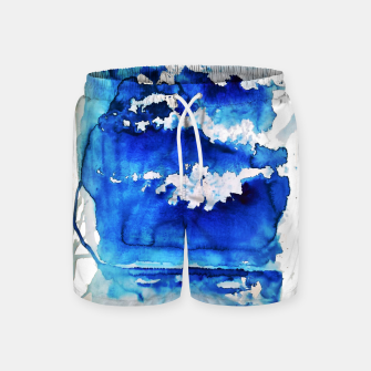 Thumbnail image of sky is over by Yulia A. Korneva Swim Shorts, Live Heroes