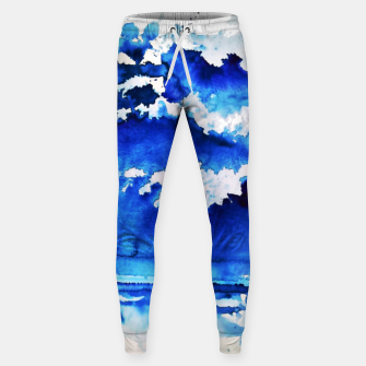 Thumbnail image of sky is over by Yulia A. Korneva Sweatpants, Live Heroes