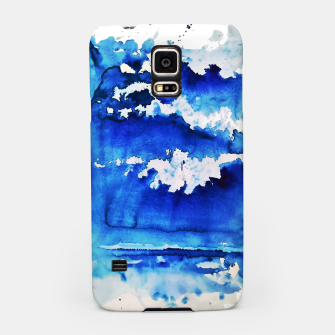 Thumbnail image of sky is over by Yulia A. Korneva Samsung Case, Live Heroes