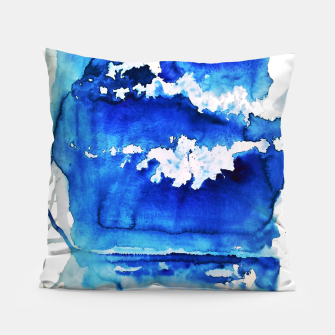 Thumbnail image of sky is over by Yulia A. Korneva Pillow, Live Heroes