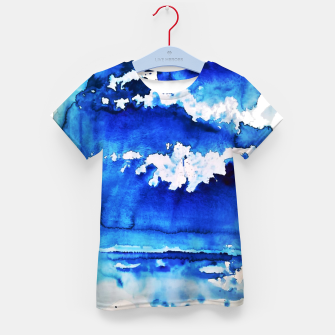 sky is over by Yulia A. Korneva Kid's t-shirt thumbnail image