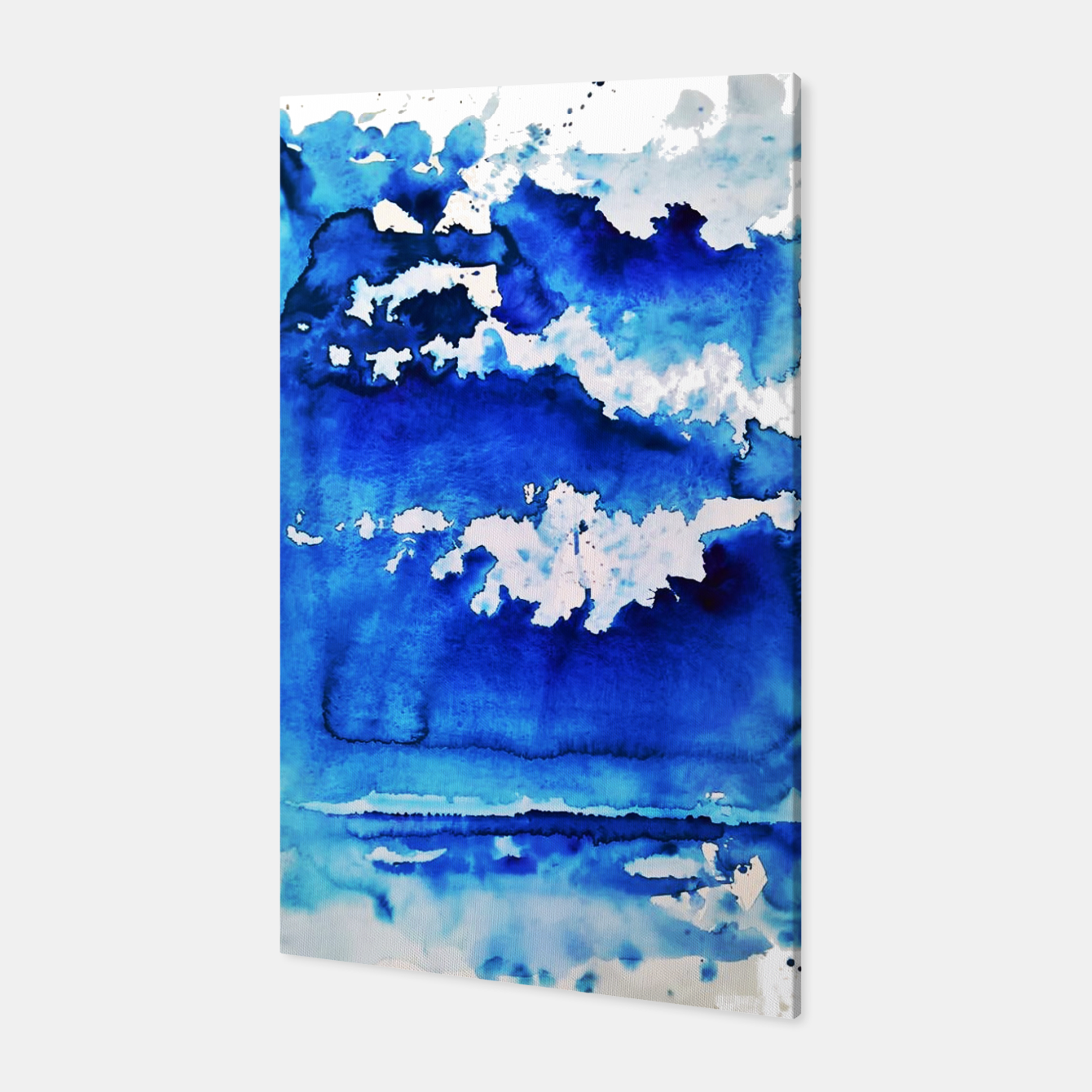Image of sky is over by Yulia A. Korneva Canvas - Live Heroes
