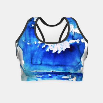 Thumbnail image of sky is over by Yulia A. Korneva Crop Top, Live Heroes