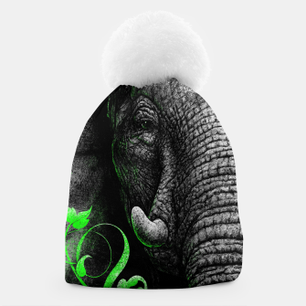 Thumbnail image of ELEPHANTIDAE (vegan animals) Beanie, Live Heroes