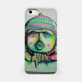 Street Art 2 iPhone Case Bild der Miniatur