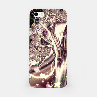 Thumbnail image of Liquid Silver Fractal iPhone Case, Live Heroes