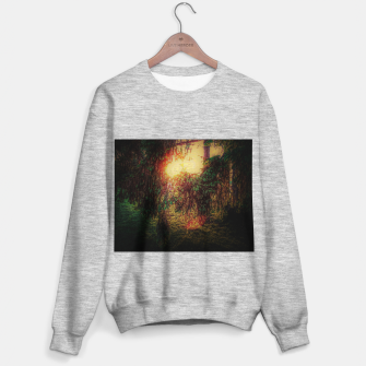 Miniaturka The Sun Through Fir Trees Sweater regular, Live Heroes