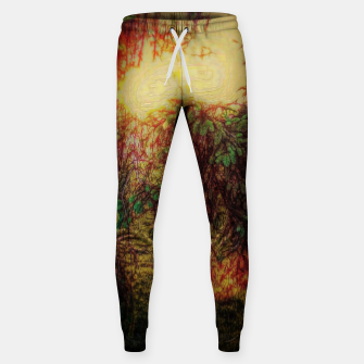 Thumbnail image of The Sun Through Fir Trees Sweatpants, Live Heroes