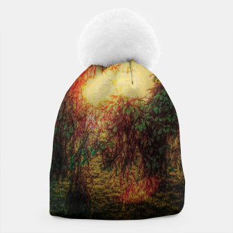 Imagen en miniatura de The Sun Through Fir Trees Beanie, Live Heroes