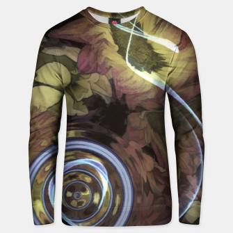 Thumbnail image of The Sound Of Waving Flowers Unisex sweater, Live Heroes