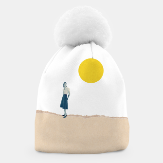 Thumbnail image of Full Moon Beanie, Live Heroes