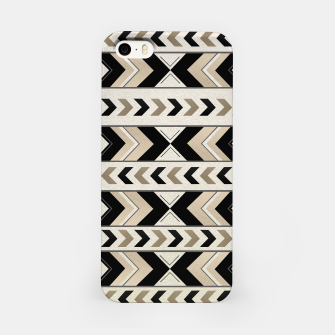 Imagen en miniatura de Tribal Arrow Boho Pattern #1 #aztec #decor #art iPhone-Hülle, Live Heroes