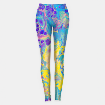 Thumbnail image of Unicorn Vibes Leggings, Live Heroes