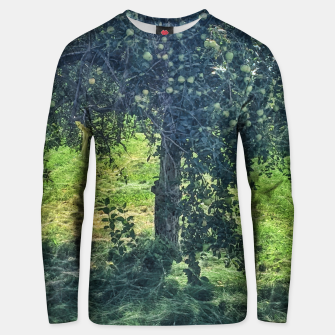Miniatur Green Apple Tree Unisex sweater, Live Heroes