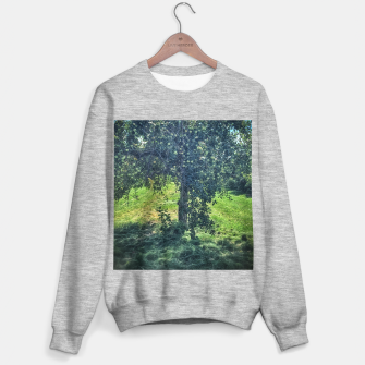 Miniaturka Green Apple Tree Sweater regular, Live Heroes