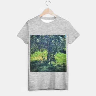 Thumbnail image of Green Apple Tree T-shirt regular, Live Heroes