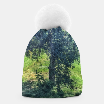 Thumbnail image of Green Apple Tree Beanie, Live Heroes