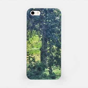 Imagen en miniatura de Green Apple Tree iPhone Case, Live Heroes