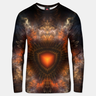 Thumbnail image of Sun Star Cube Unisex sweater, Live Heroes