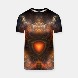 Thumbnail image of Sun Star Cube T-shirt, Live Heroes