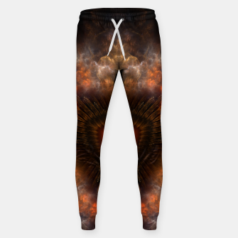 Thumbnail image of Sun Star Cube Sweatpants, Live Heroes