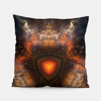 Thumbnail image of Sun Star Cube Pillow, Live Heroes