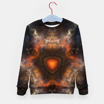 Thumbnail image of Sun Star Cube Kid's sweater, Live Heroes
