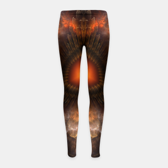 Thumbnail image of Sun Star Cube Girl's leggings, Live Heroes