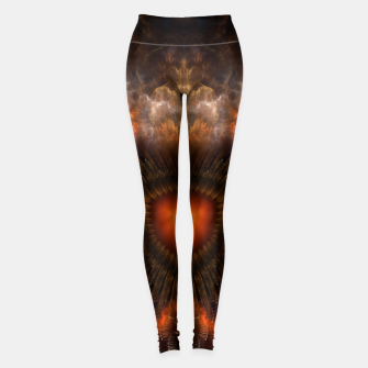 Thumbnail image of Sun Star Cube Leggings, Live Heroes