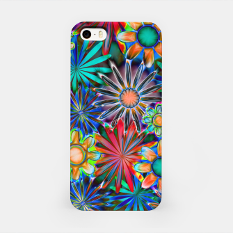 Thumbnail image of Tropical Daisies iPhone Case, Live Heroes