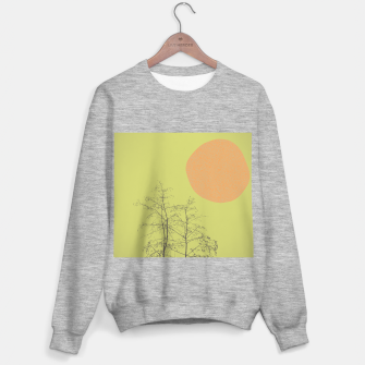 Trees and shape Sweater regular Bild der Miniatur