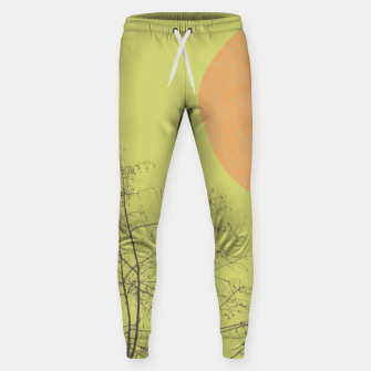 Trees and shape Sweatpants Bild der Miniatur