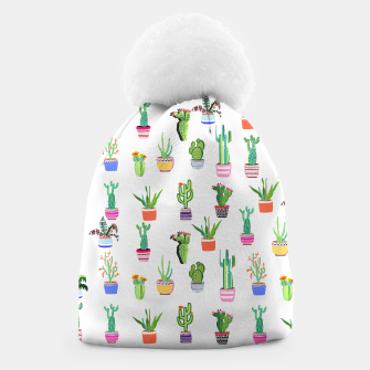 Thumbnail image of Cacti Land 2 Beanie, Live Heroes